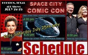 Space City Comic Con - Houston, Texas